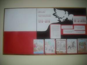 Strona tytułowa projektu i wystawy