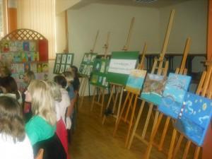 Wystawa Laury, Marity, Wiktorii i Karoliny
